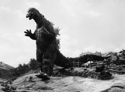 Godzilla 바탕화면 called Godzilla 1954-2004