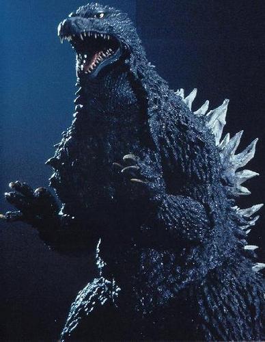 Godzilla 壁纸 entitled Godzilla 1954-2004
