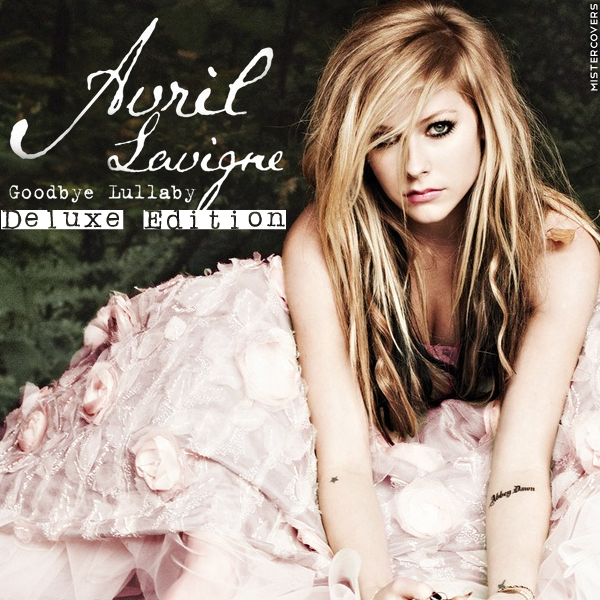 avril lavigne cd cover. [FanMade Album Cover]