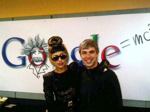 구글 Goes Gaga
