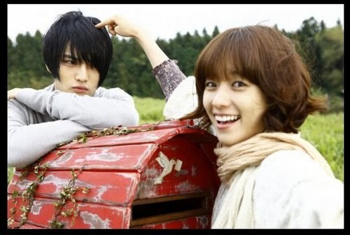 Han Hyo Joo in Heaven's Postman