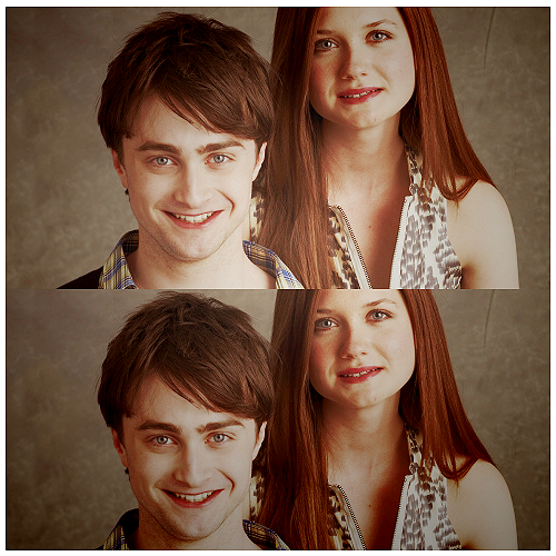 Harry and Ginny ♥