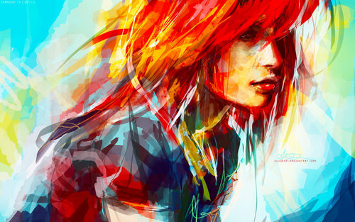 paramore fondo de pantalla entitled Hayley Williams-airplanes