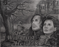 Heathcliffe and Cathy - ralph-fiennes fan art