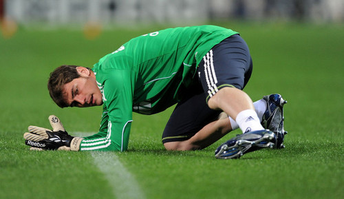 I. Casillas (Atletico Madrid - Real Madrid)
