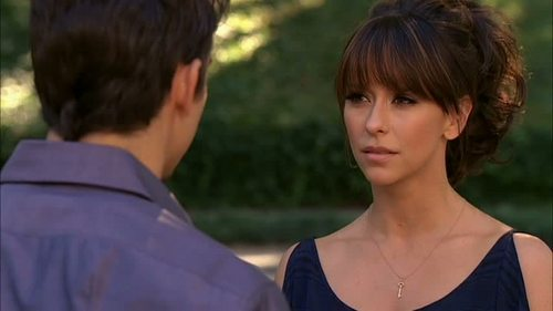 Jennifer Love Hewitt Wallpaper Possibly With A Portrait Titled JLH In The  Lost Valentine