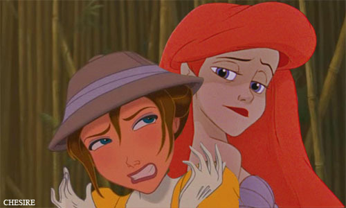 Jane/Ariel