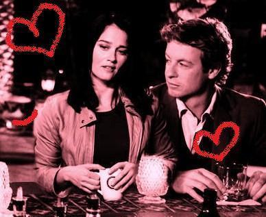 Jane and Lisbon