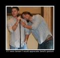 Jared and Jensen - the-winchesters photo