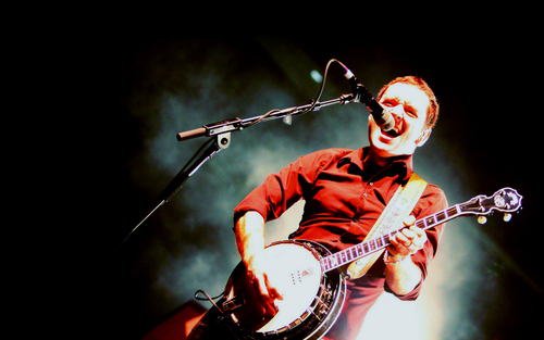 Jeff DaRosa @ Tsongas Arena - 3/19/2011