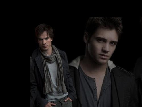 Jeremy and Damon