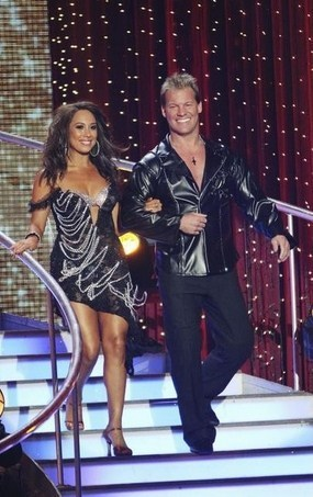 Jericho on Dancing With The Stars