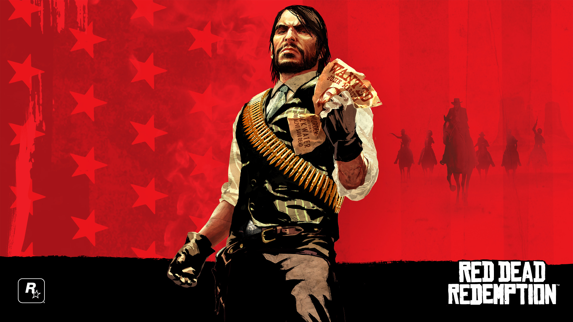 John Marston - Red Dead Redemption [2] wallpaper - Game wallpapers ...