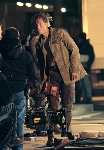 Josh On The Set