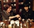 Kamiya Hiroshi and Sugita Tomokazu
