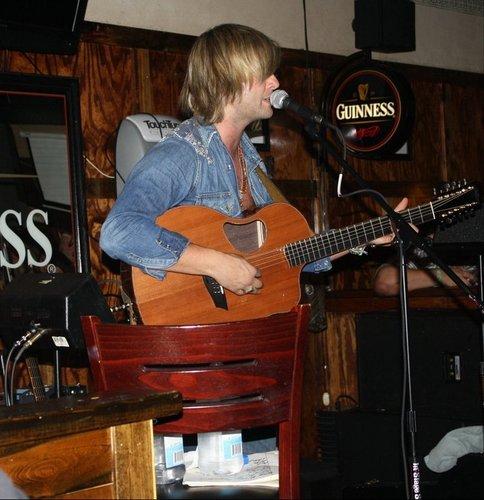 Keith Harkin at Culhane's Irish Pub