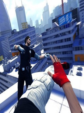 Mirror's Edge hình nền entitled Kickass