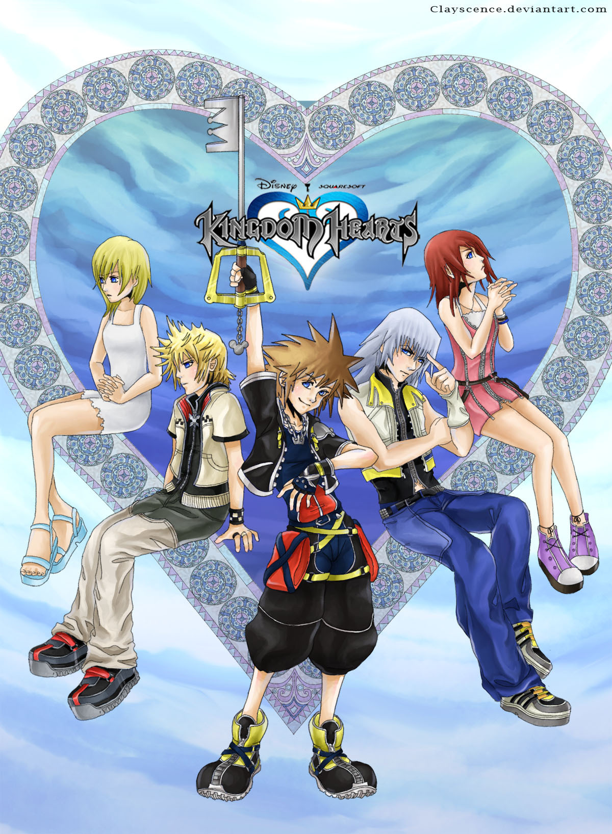 kingdom hearts images - photo #19