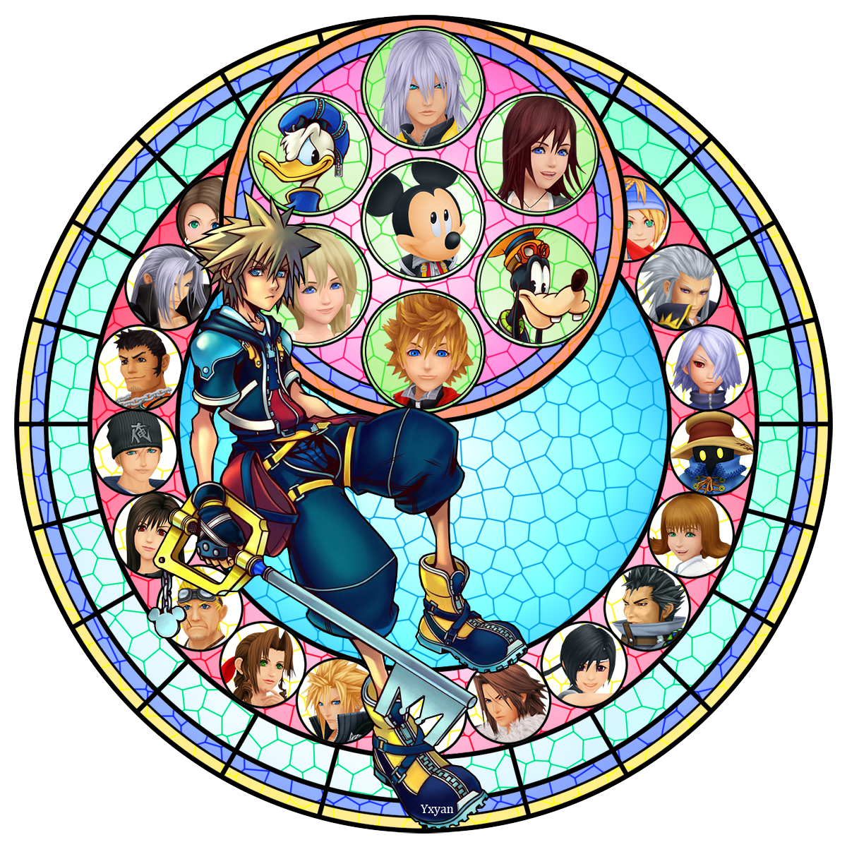 kingdom hearts images - photo #31