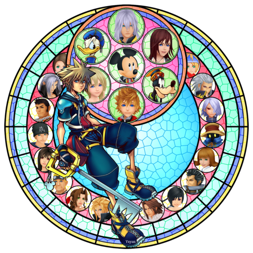 Kingdom Hearts 2 fond d'écran possibly with a roulette wheel called Kingdom Hearts 2