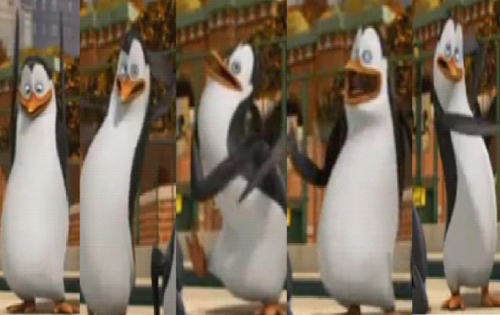 Kowalski's dance video pictures