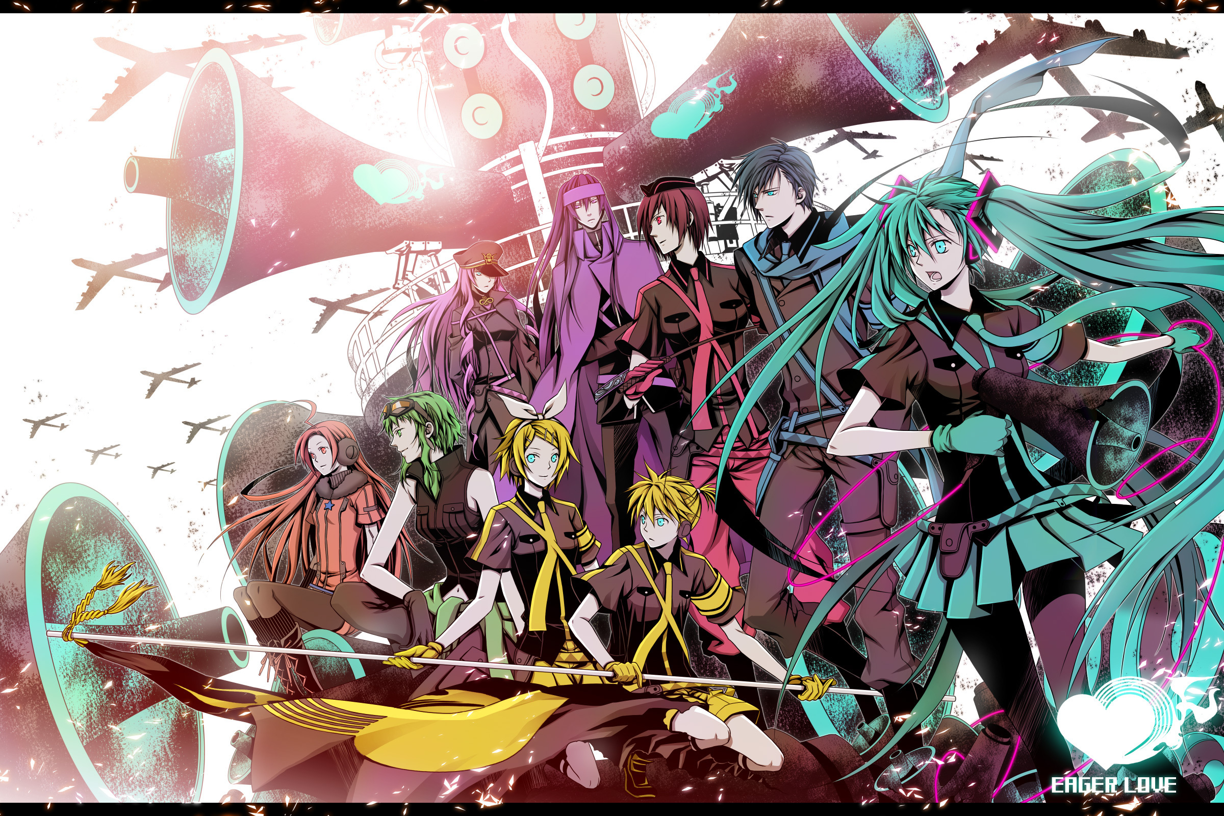 Vocaloid Wallpapers - Full HD wallpaper search