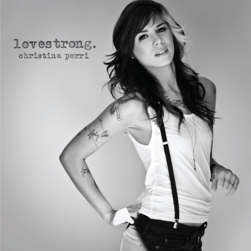 Lovestrong album art