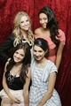 Lucy Hale, Ashley Benson, Troian Bellisario and Shay Mitchell
