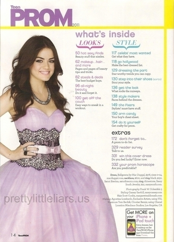 Lucy Hale & Ashley Benson wallpaper possibly containing a gown, a cena dress, and a balldress titled Lucy Hale