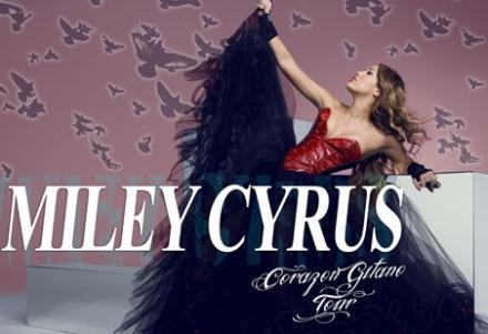 MILEY CYRUS TOUR DATES-PROMO PIC!