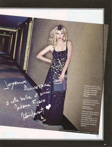 Madame Figaro (November 2010)