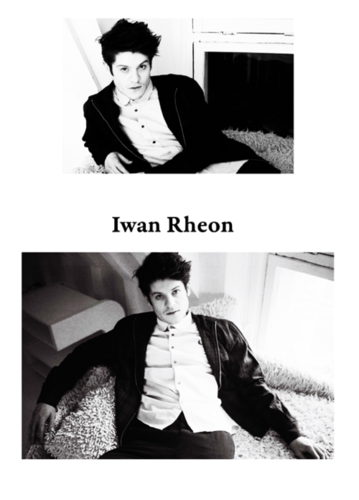 Men of Misfits [THAT Magazine - Iwan Rheon]