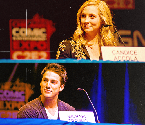 Michael & Candice