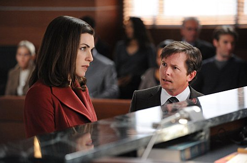 Michael on 'The Good Wife'