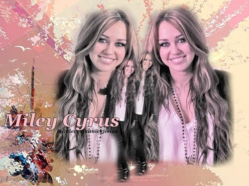 Miley fondo de pantalla ❤