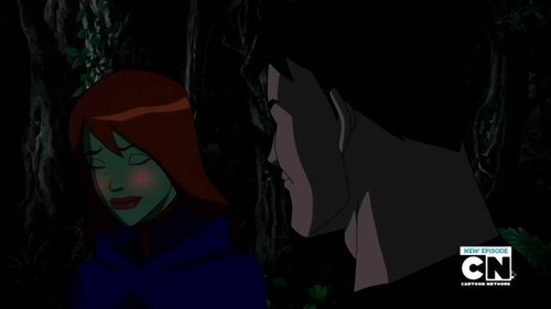 Miss Martian & Superboy