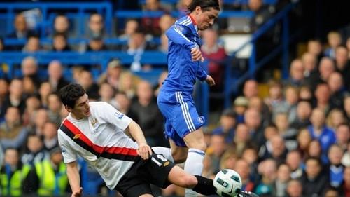 Nando - Chelsea(2) - vs - Manchester City(0)
