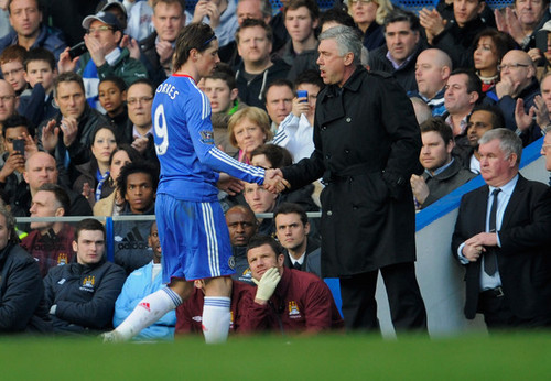 Nando - Chelsea(2) vs Manchester City(0)