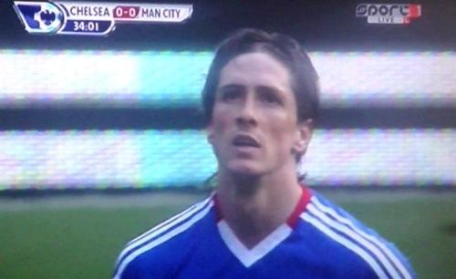 Nando - Chelsea(2) vs Manchester City(0)