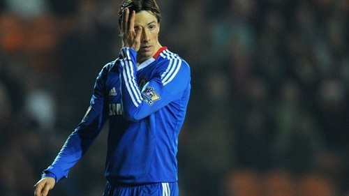 Nando - Chelsea vs Blackpool