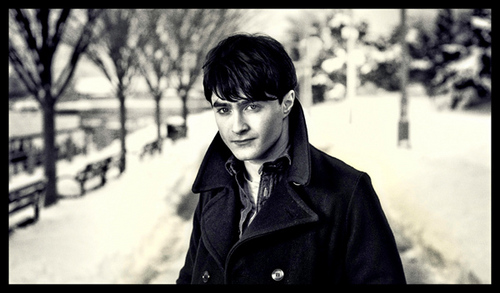 Harry Potter wallpaper probably containing a trench coat called New-York Times 2011