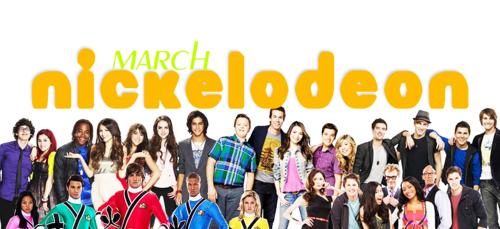 Nickelodeon Обои called Nickelodeon 2011