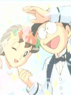 Nobita wed shizuka future