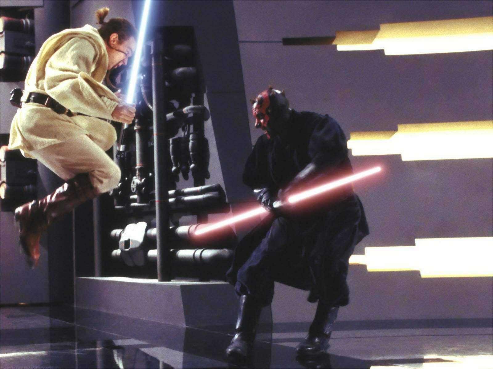 phantom menace vs star wars essay The phantom menace return of the jedi at least has a cast of great characters the ewoks are kind of annoying but the characters that we know and love from the first two films make a welcome return and are great to spend time with.