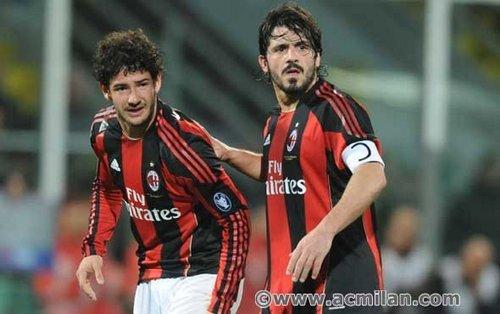 Palermo-Milan 1-0, Serie A TIM 2010/2011.