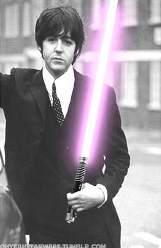 Paul McCartney Jedi