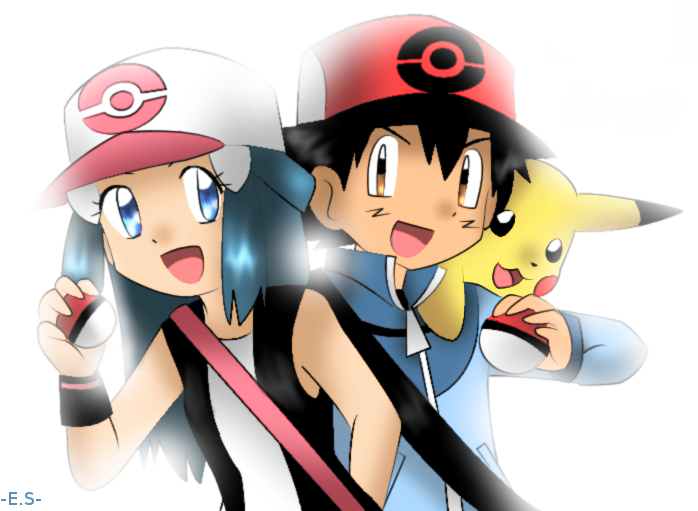 698 x 511 262 kb png pokemon ash x dawn source http shortnewsposter