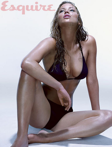 jennifer lawrence wallpaper probably with a bikini entitled Photoshoots: Esquire (2010)