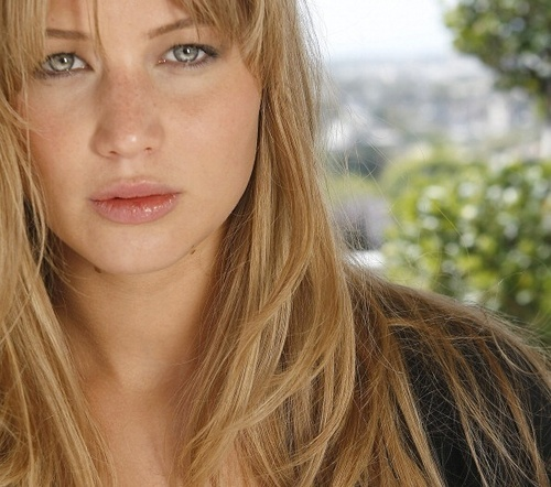 Jennifer Lawrence wallpaper with a portrait entitled Photoshoots: Los Angeles Times (2010)