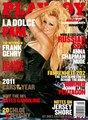 Playboy Cover Jan 2011